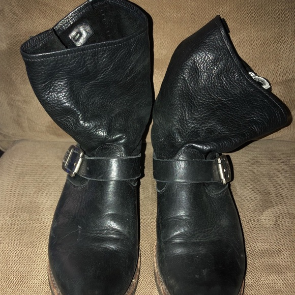 6bb2060dd81 Frye 'Veronica Short' Slouchy Boot Size 8